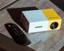 Load image into Gallery viewer, MINI HD MOVIE PROJECTOR