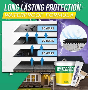 Waterproof Invisible Adhesive - ZZSales