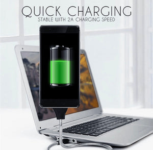 Lazy Stand Up Charging Cable - zzsales