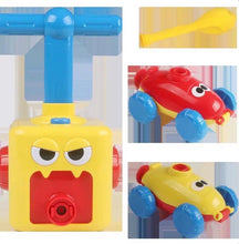 Load image into Gallery viewer, Balloon powered car Balloon launcher toy - zzsales