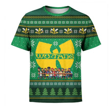 Load image into Gallery viewer, 3D SHIRT- WU Christmas - ZZSales