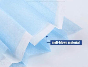 3-Ply Non-woven Filter Guard 50pcs/Box - zzsales