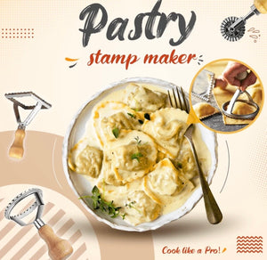 Pastry Stamp Maker Set - ZZSales
