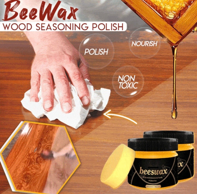 Wood Seasoning Beewax Polish - ZZSales