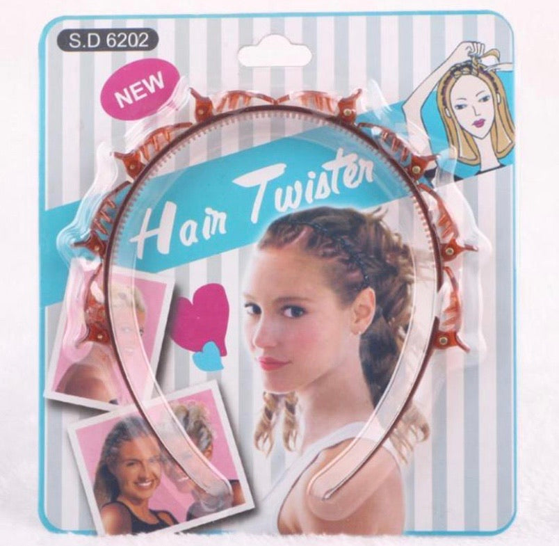 Double Bangs Hairstyle Hairpin - zzsales