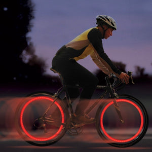 Waterproof Led Wheel Lights  (2pcs) - zzsales