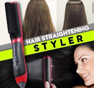 Hair Straightener Styling Comb - ZZSales