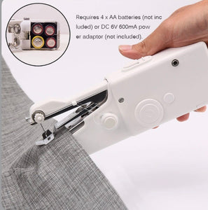 Portable Handheld Sewing Machine - zzsales