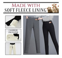 Load image into Gallery viewer, Winter Extra Warm Thick Cashmere Tight Pants - ZZSales