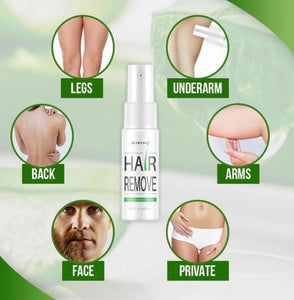 Semi-permanent Hair Removal Spray - zzsales