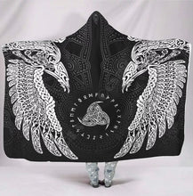 Load image into Gallery viewer, VIKING HOODED BLANKET - ZZSales