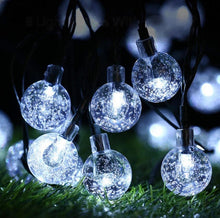 Load image into Gallery viewer, Solar Powered LED Outdoor String Lights - ZZSales