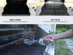 The Grill Buff Brush - zzsales