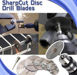 Disc Drill Blades and Mandrel - zzsales