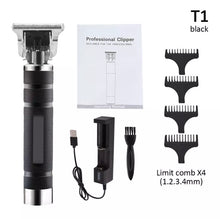 Load image into Gallery viewer, Men Cordless Beard Razor Trimmer - zzsales