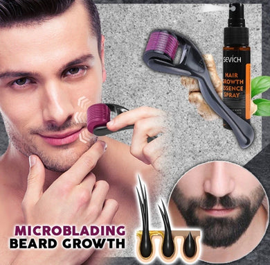 Beard Growth Roller Set - ZZSales