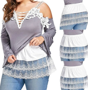 MINI SKIRT SHIRT EXTENDERS - ZZSales