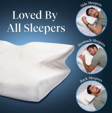 Memory Foam Gel Pillow - ZZSales