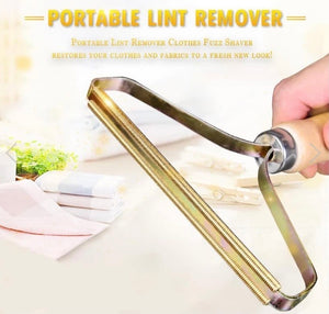 Portable Lint Remover Fuzz Shaver - ZZSales