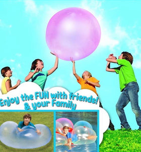 GigaBubble - Giant Toy Water Bubble - zzsales