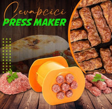 Load image into Gallery viewer, Cevapcici Press Maker - ZZSales