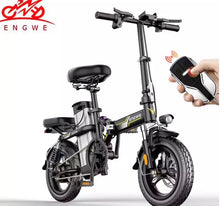 Load image into Gallery viewer, Smart Folding Electric Bike - zzsales