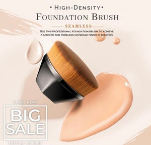 High-Density Seamless Foundation Brush - ZZSales