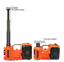 Load image into Gallery viewer, Electric Hydraulic Floor Jack - zzsales