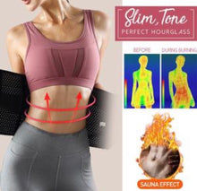Load image into Gallery viewer, Adjustable Waist Slimming Trimmer - zzsales