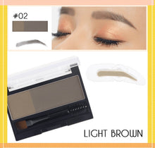 Load image into Gallery viewer, Adjustable Perfect Eyebrow Stamp - ZZSales