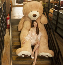 Load image into Gallery viewer, Zenni Teddy - World's Biggest Teddy Bear Coats - ZZSales
