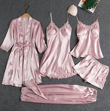 Load image into Gallery viewer, Sleepwear Female Pajamas Set - ZZSales