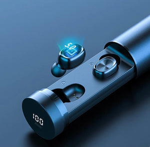 2020 New Space Capsule Bluetooth Earphone - ZZSales