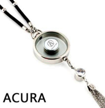 Load image into Gallery viewer, Car Logo Aromatherapy Pendant