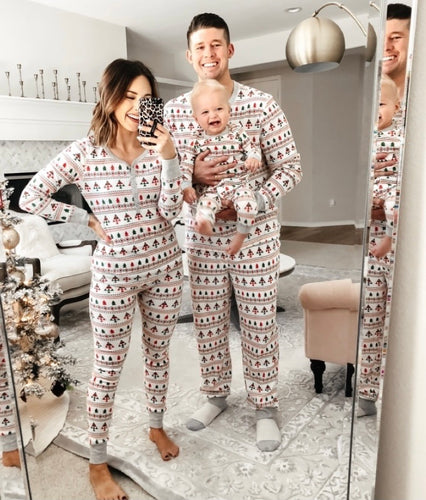 Christmas Family Pajamas (2pcs Set) - ZZSales
