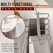 Load image into Gallery viewer, Multi-functional Pants Rack - ZZSales