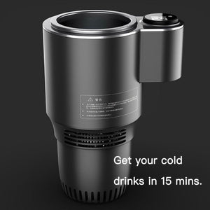 Digital Drink Cooler/Heater for Automobile - zzsales