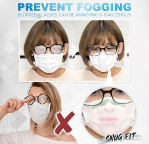 Anti-Fogging Nose Pad For Mask (4 PCS) - ZZSales