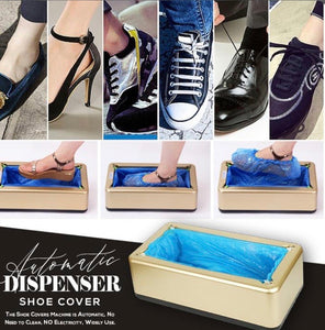 Automatic Shoe Cover Dispenser - zzsales