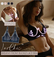 Load image into Gallery viewer, LaxChic™ Breathy Front Buckle Lace Bra - zzsales