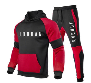 Men Hooded Sweatshirt & Pants (Sport Suit) - ZZSales
