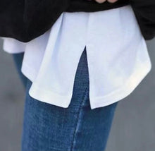 Load image into Gallery viewer, MINI SKIRT SHIRT EXTENDERS - ZZSales