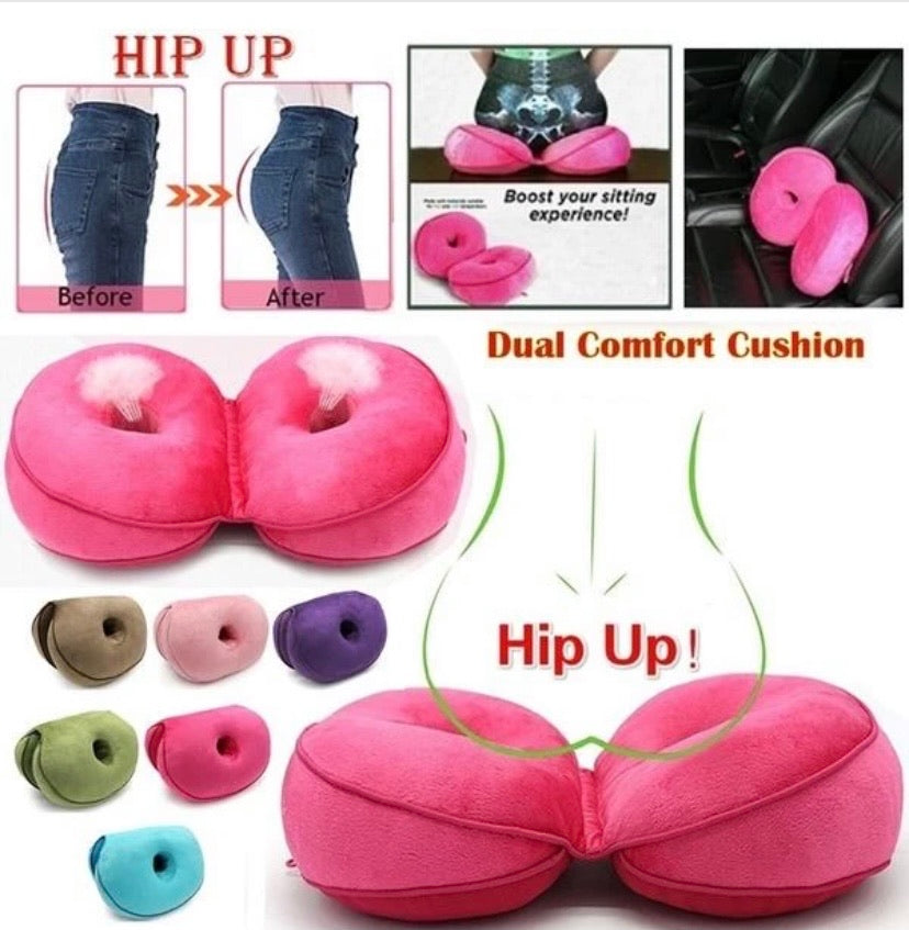 Dual Comfort Cushion - ZZSales