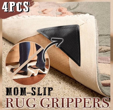Non-slip Rug Grippers (Set of 4) - ZZSales
