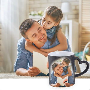 Custom Photo Color Changing Mug - ZZSales