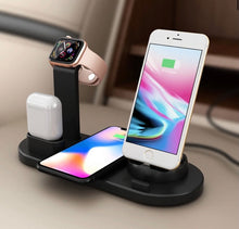 Load image into Gallery viewer, SuperCharge™ 4 in 1 Wireless Charging Station - ZZSales