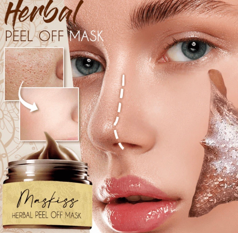 Herbal Peel Off Mask - ZZSales