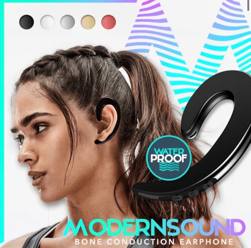 ModernSound™ Bone Conduction Hook Earphone - ZZSales