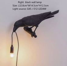 Load image into Gallery viewer, Italian Seletti light Bird Led Desk Lamp - ZZSales