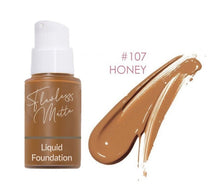 Load image into Gallery viewer, Flawless Matte Liquid Foundation - ZZSales